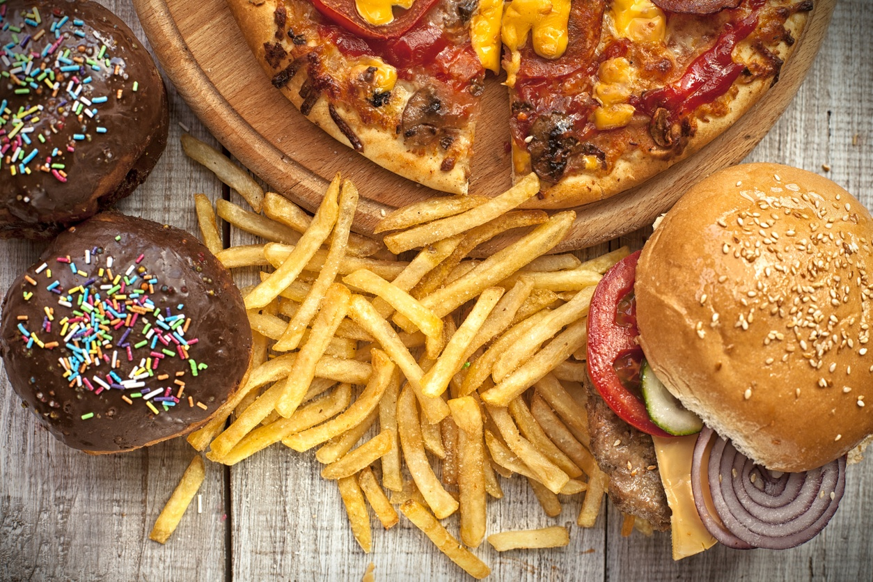 Unhealthy Foods PCOS